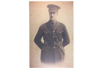 Captain Harry Oldham