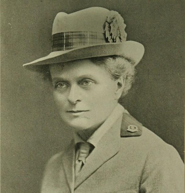 Elsie Inglis Portrait