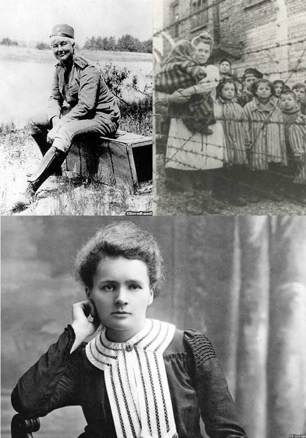 Inspiring women of the world wars