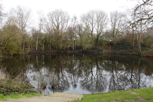 Pool of Peace, Heuvelland, Belgium