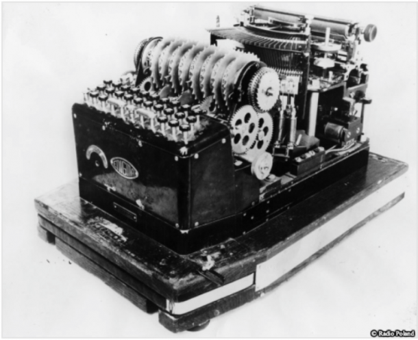 The code breaking machine